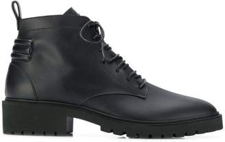 Giuseppe Zanotti Design platform combat boots