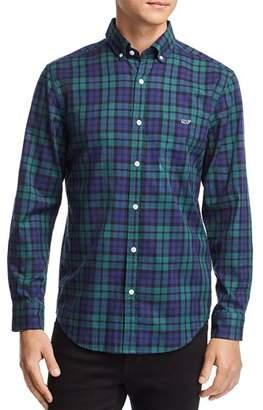 Vineyard Vines Palmer Hill Tucker Plaid Classic Fit Button-Down Shirt