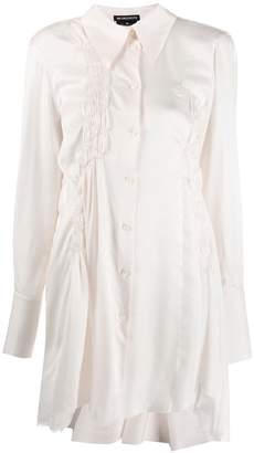 Ann Demeulemeester long asymmetric shirt