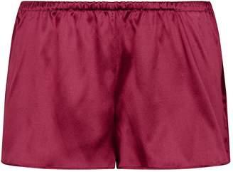 I.D. Sarrieri Satin Shorts
