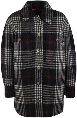 Isabel Marant Checked Coat