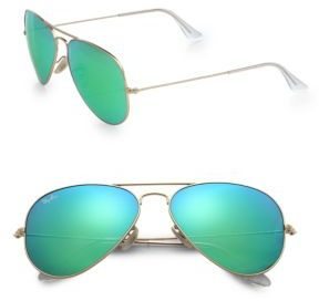 Ray-Ban Original Aviator Sunglasses $175 thestylecure.com