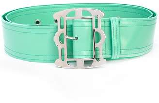 Arthur Avellano metal buckle belt