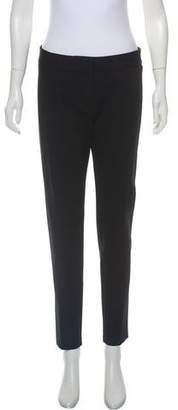 Armani Collezioni Mid-Rise Skinny Pants