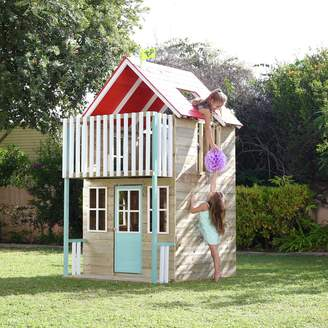 TP Toys WEYMOUTH WOODEN PLAYHOUSE