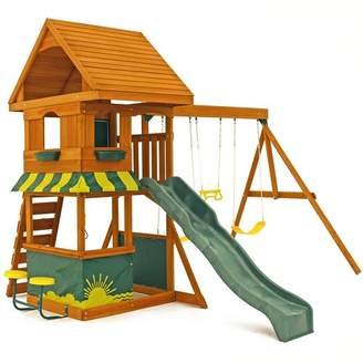 Kid Kraft Magnolia Wooden Swing Set