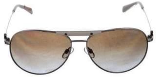 Michael Kors Zanzibar Aviator Sunglasses