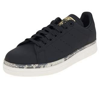 adidas Women's Stan Smith New Bold W Tennis Shoes