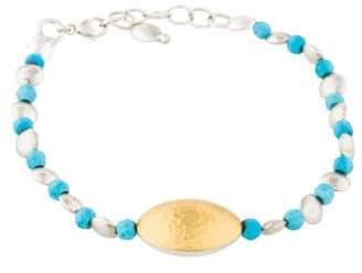 Gurhan Jordan Hue Turquoise Bracelet