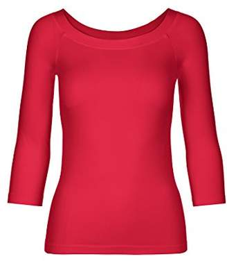 Wolford Women's Cordoba Pullover Long Sleeve Top,12 (Size:L)