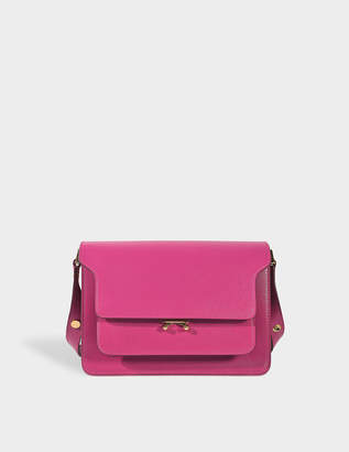 Marni TRUNK MEDIUM BAG BI-COLOR