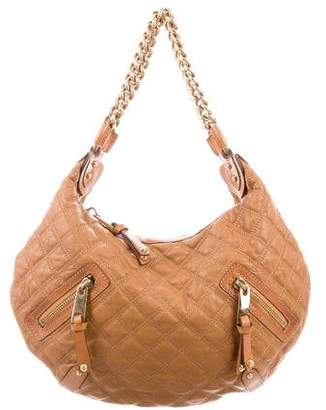 Marc Jacobs Quilted Leather Hobo