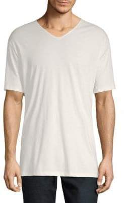 John Varvatos V-Neck Short Sleeve Tee