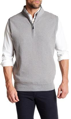 Peter Millar Melange Fleece Vest $125 thestylecure.com