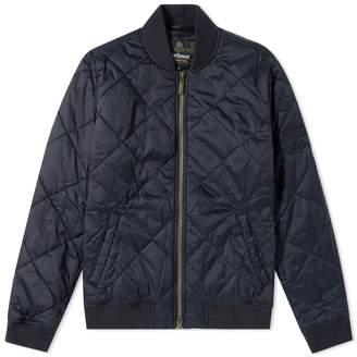 Barbour Steve McQueen Quilt Bomber Jacket