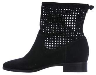 MICHAEL Michael Kors Graham Ankle Boots Black Graham Ankle Boots