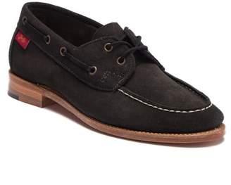Gorilla Suede Leather Moccasin Loafer