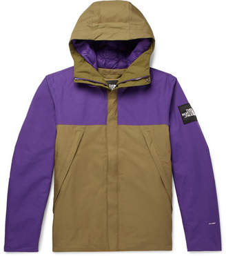 The North Face 1990 Thermoball Mountain Cotton-Blend Twill Hooded Jacket df2fb38cf