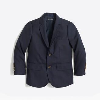 J.Crew Factory Boys' Thompson Voyager suit jacket