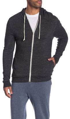 Alternative Basic Fleece Zip Hoodie