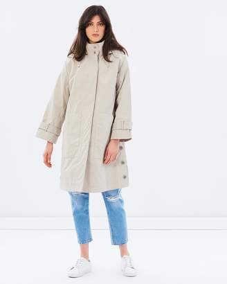 Mng Rox Trench Coat
