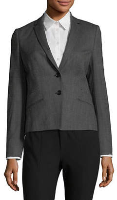 HUGO Anikis Wool-Blend Jacket