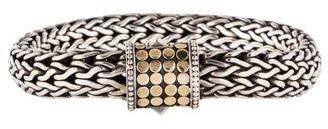 John Hardy Dot Classic Chain Bracelet $895 thestylecure.com
