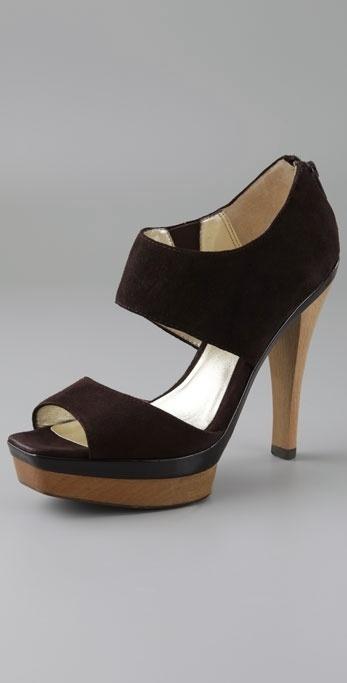 Pelle Moda Berlynn Platform Sandals