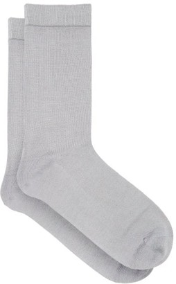 Falke Sensual Ankle Socks - Womens - Grey