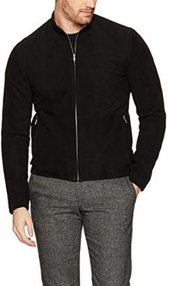 Theory Men's Suede Jacket