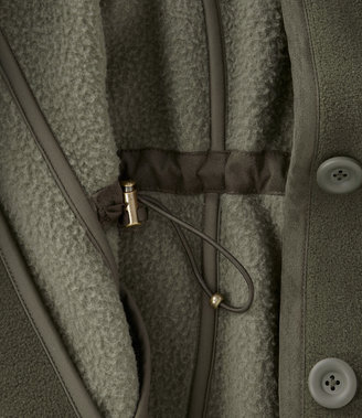 Kingfield Fleece Coat | Down Coat