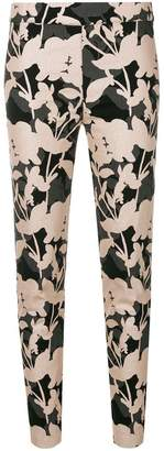 D-Exterior D.Exterior patterned trousers