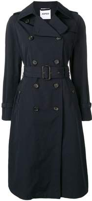 Aspesi belted trenchcoat