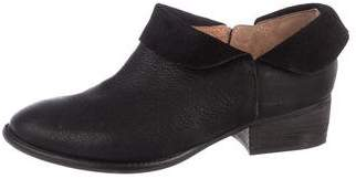 Seychelles Leather Ankle Boots