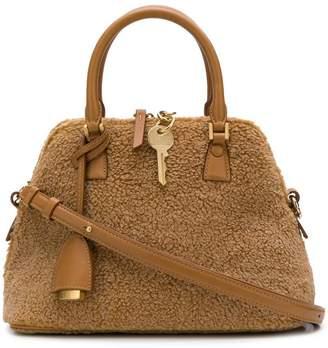 Maison Margiela textured mini 5AC bag