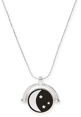 Alex and Ani Color Infusion Moon & Stars Pendant Necklace
