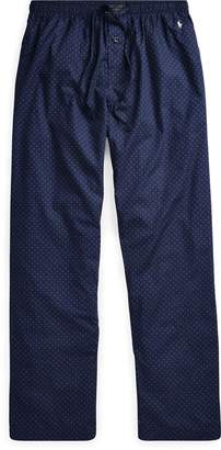 Ralph Lauren Print Cotton Pajama Pant