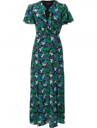 Saloni 'Josee' dress $575 thestylecure.com