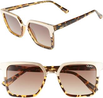 Quay x Jaclyn Hill Upgrade 55mm Square Sunglasses