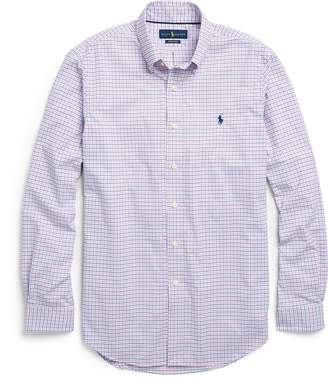 Ralph Lauren Plaid Performance Twill Shirt