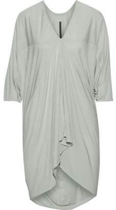 Rick Owens Lilies Stretch-Jersey Top