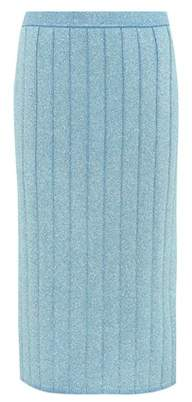 Marc Jacobs Glitter knit pencil skirt
