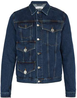 J.W.Anderson Patch-pocket denim jacket