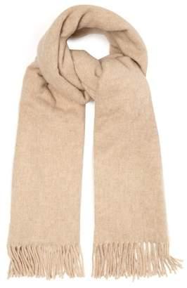 Acne Studios Canada Wool Scarf - Womens - Beige