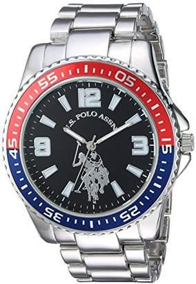 U.S. Polo Assn. Men's Quartz Metal and Alloy Casual Watch