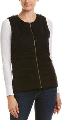 Three Dots Quilted Vest