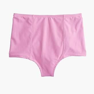 J.Crew High-waisted bikini bottom