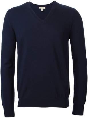 Burberry V-neck jumper