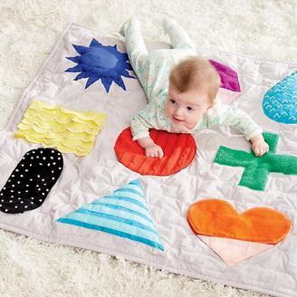Shape Up Baby Activity Mat $79 thestylecure.com