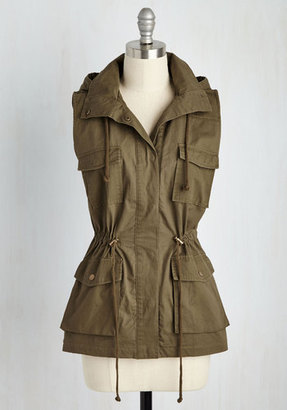 Love Tree Fashion Inc High-Trail It Outta Here Vest $39.99 thestylecure.com